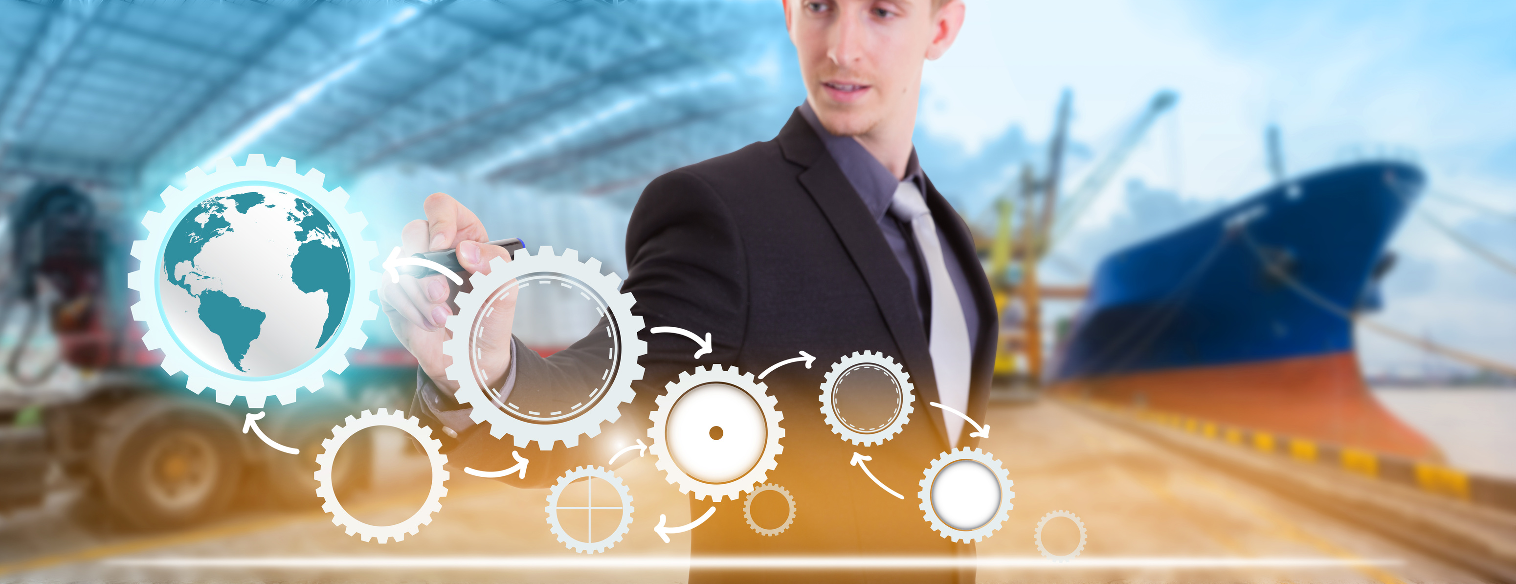 AEOLIX Platform Vision – The transformation of the digital logistics ecosystem