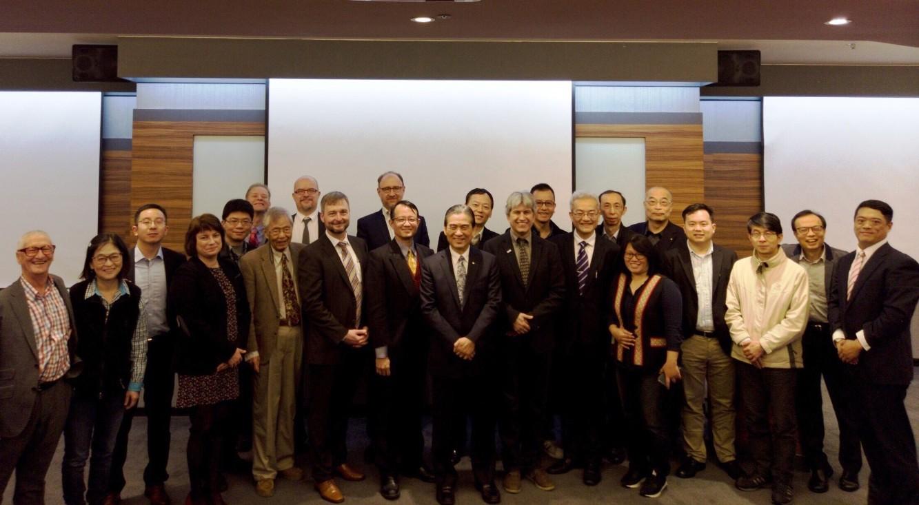 March 2017 TISA Committee Meetings in Taipei