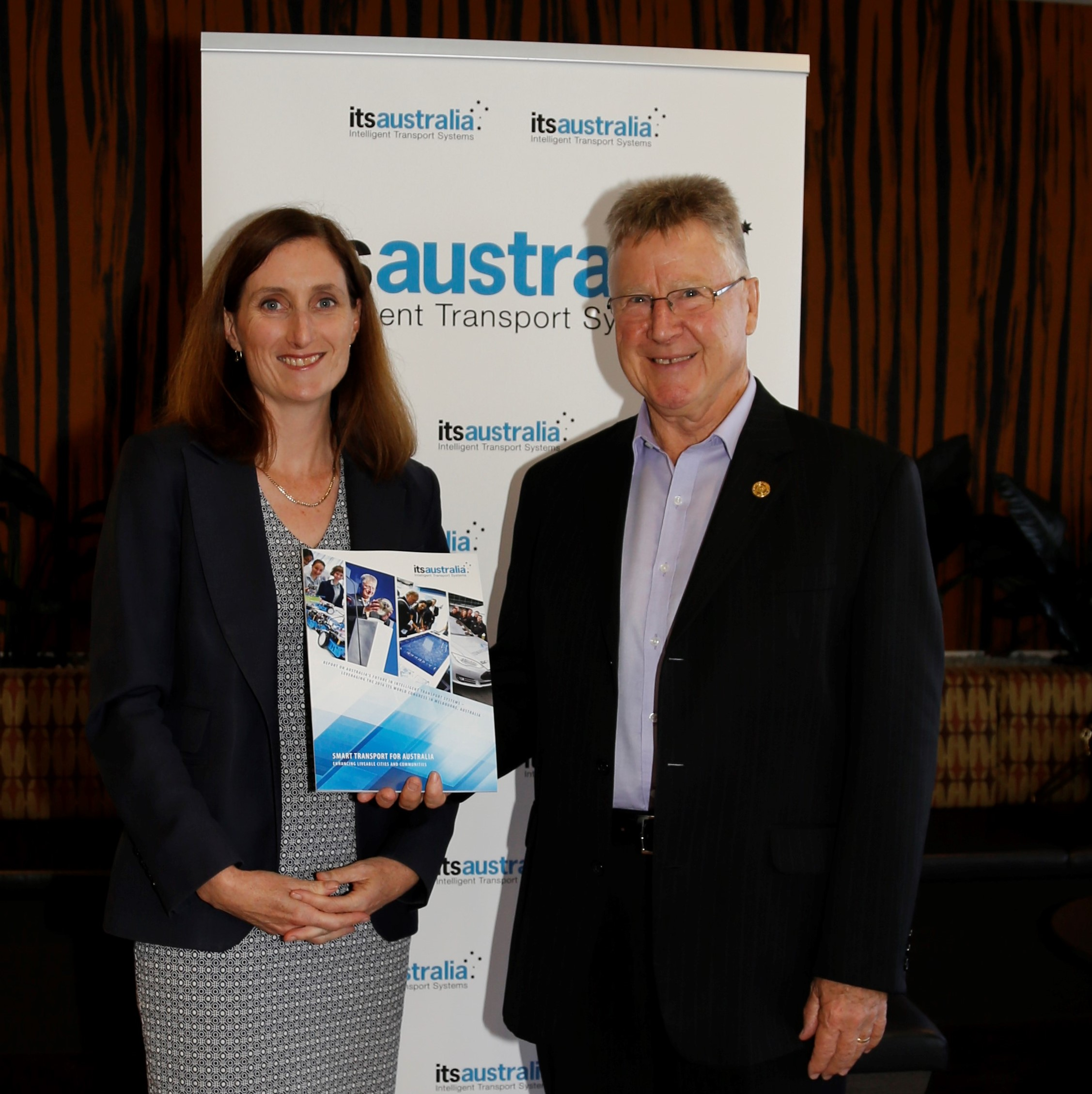 Smart Transport for Australia – identifying opportunities for Australia's transport technology industry