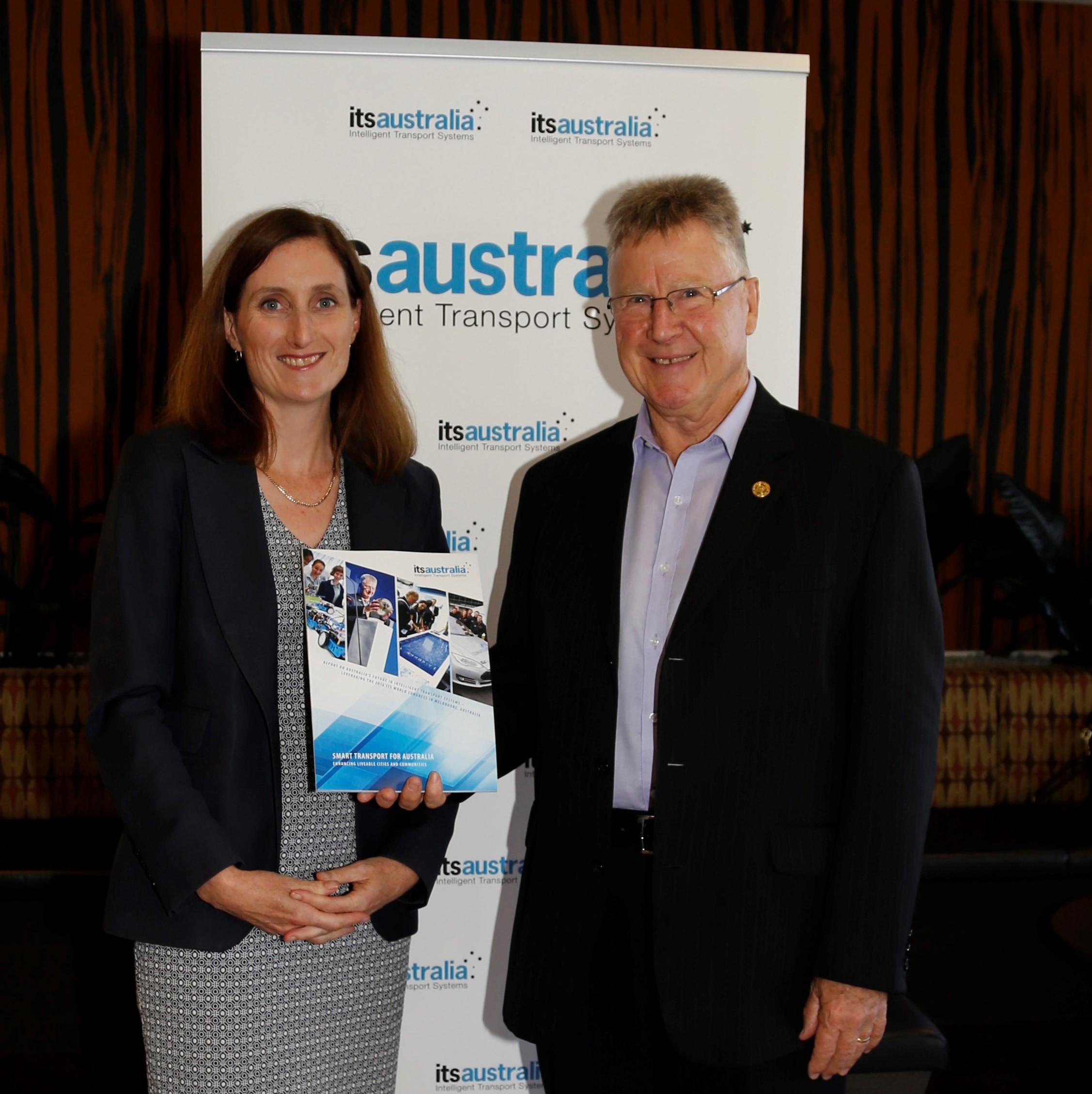 Smart Transport for Australia – identifying opportunities for Australia's transport technology industry
