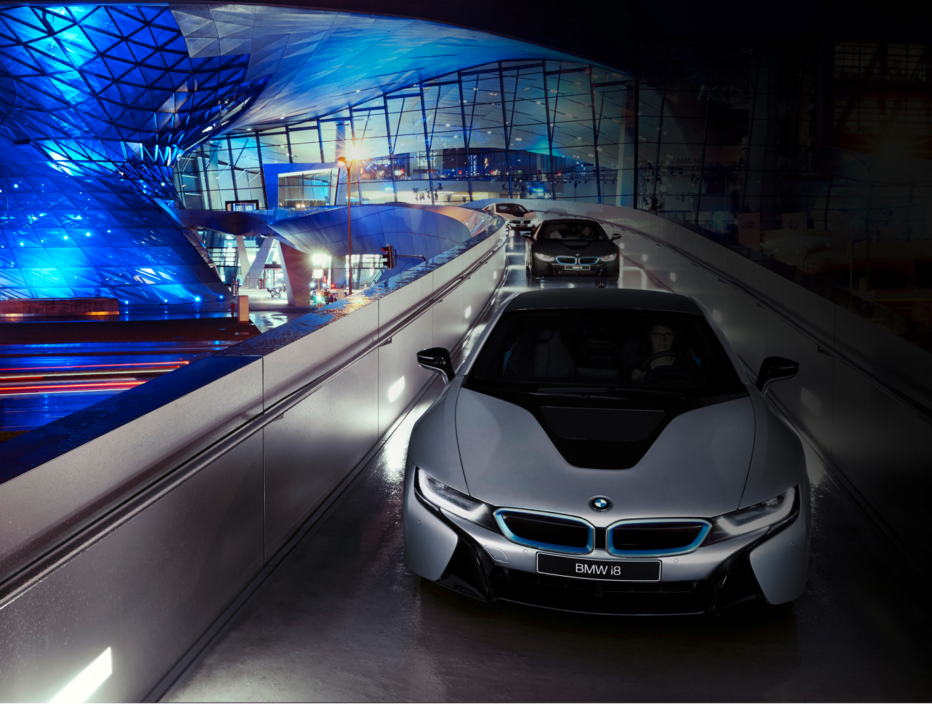BMW to use the HERE Open Location Platform to develop digital driving services