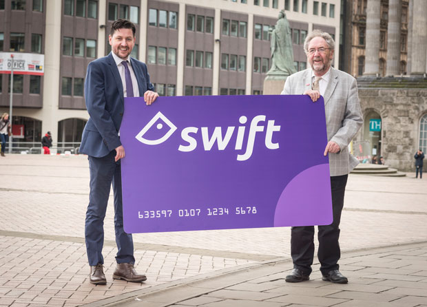 UK West Midlands continues smart ticketing roll out