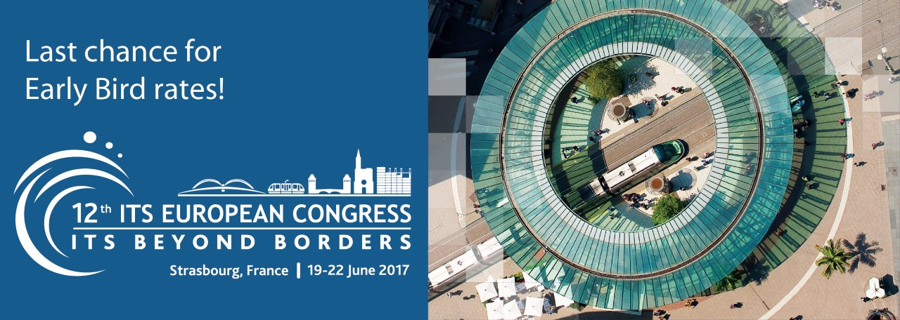 ITS European Congress: Strasbourg preliminary programme now available