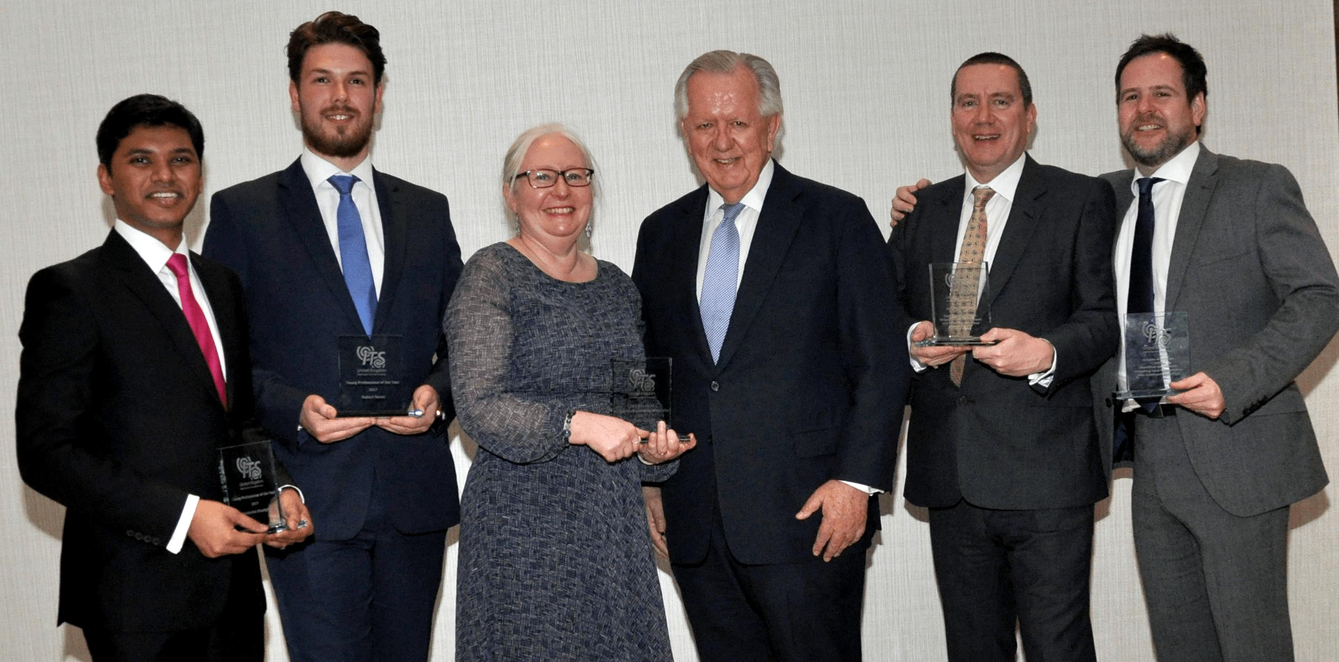 ITS United Kingdom announces 2017 award winners