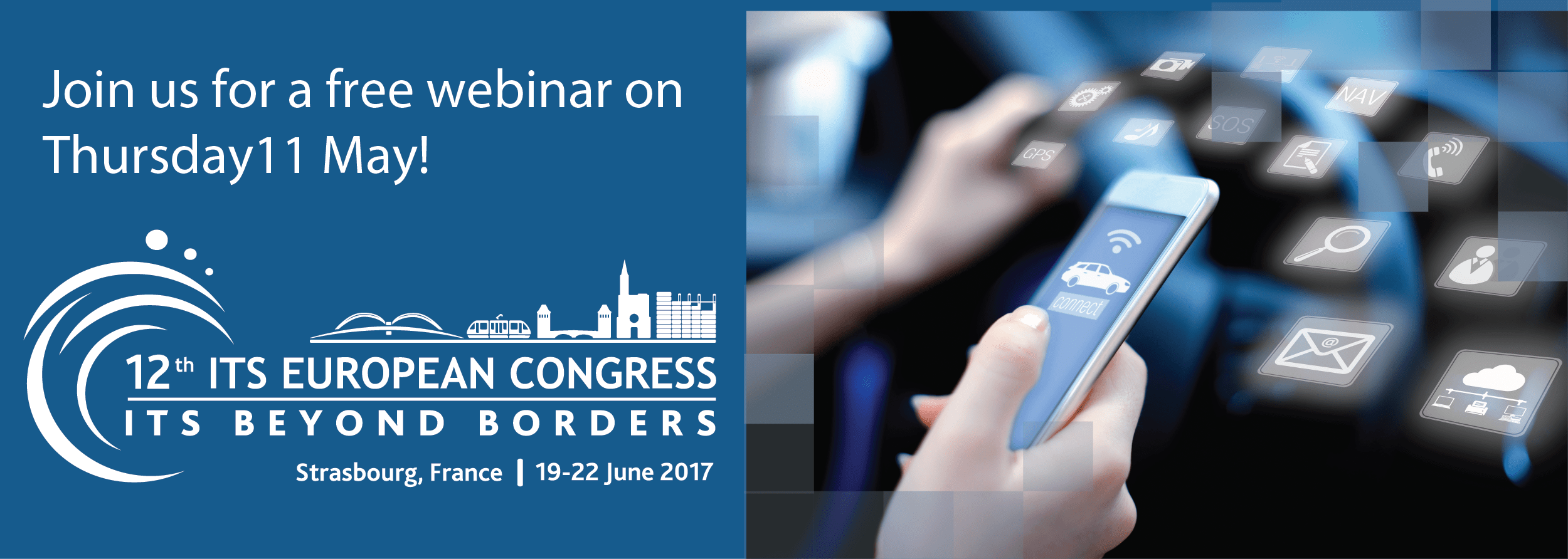 Webinar ahead of ITS European Congress
