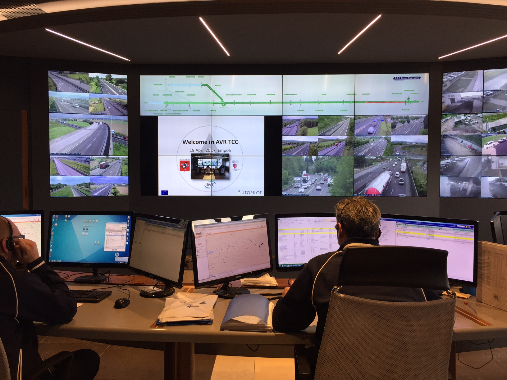 Italian pilot site: Large-scale testing ground for AUTOPILOT IoT e nabled autonomous driving