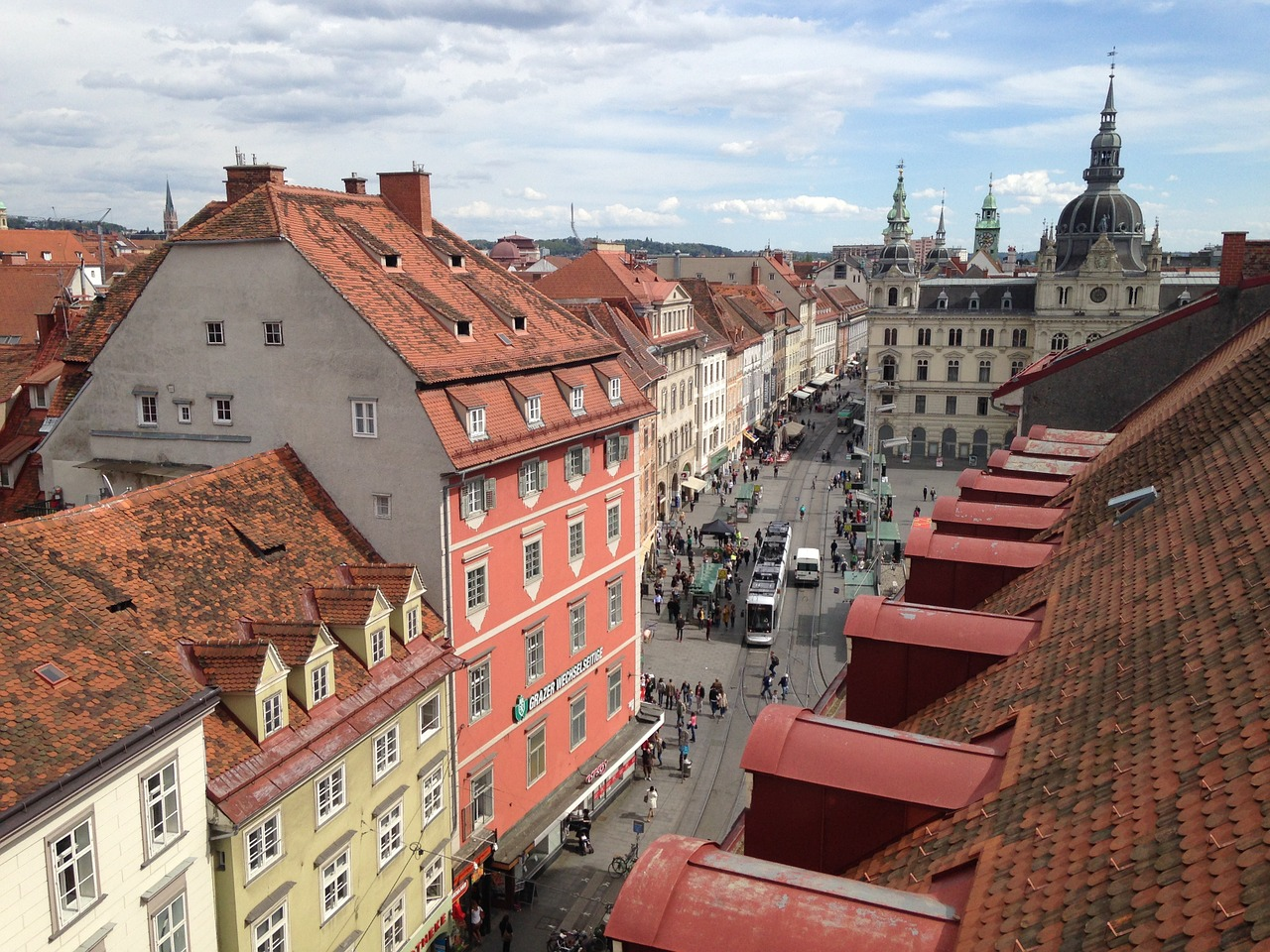 Graz sets new priorities for sustainable transport
