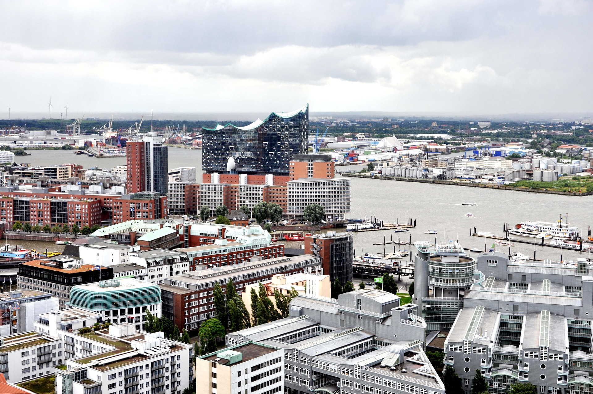 New urban mobility measures planned in Hamburg (Germany)