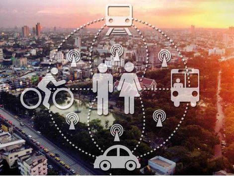 Digital mobility in German cities