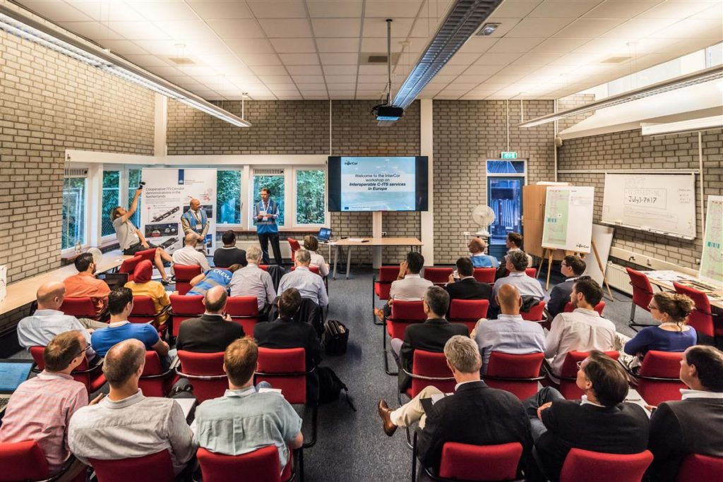 First InterCor TESTFEST Workshop: Report