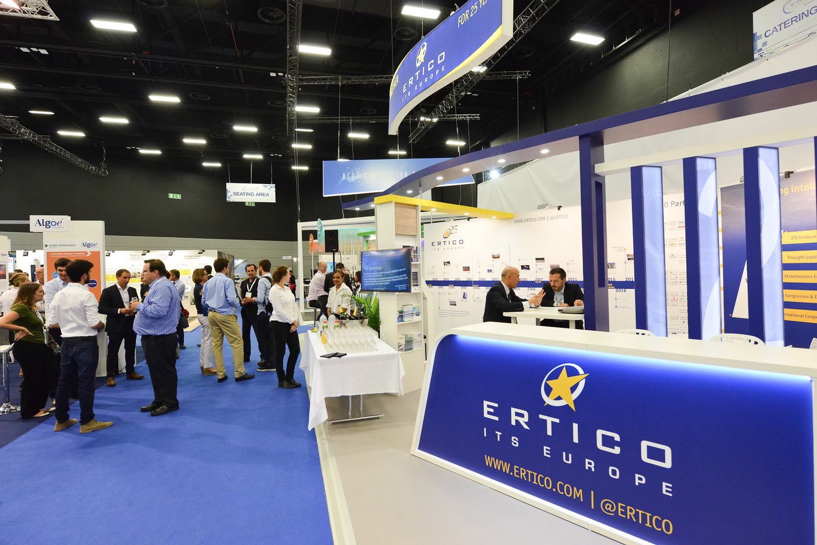European ITS showcase at the ITS World Congress