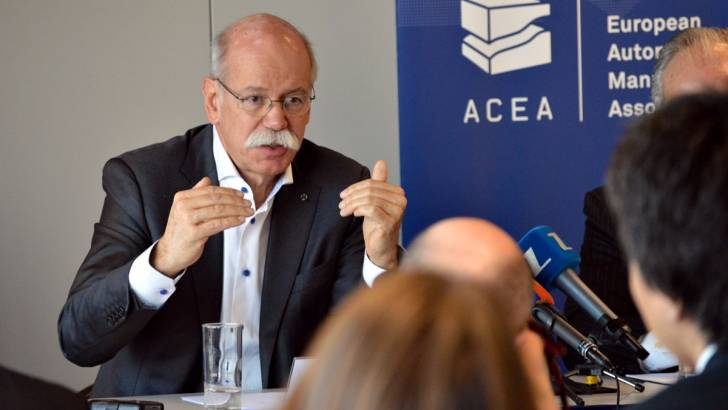 ACEA sets out post-2021 framework to address CO2 targets