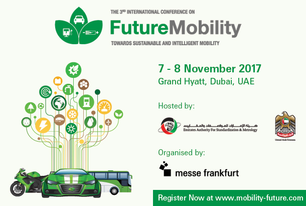Dubai hosts Sustainable and Intelligent Mobility conference