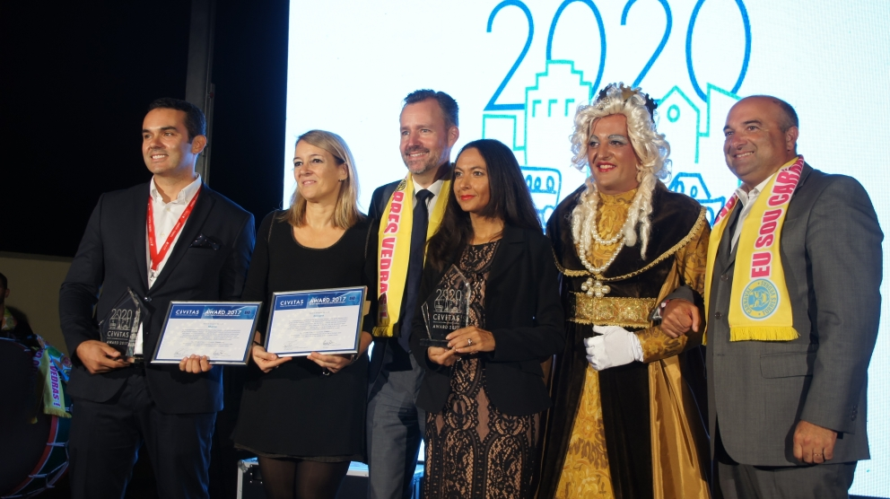 Awarding Europe's sustainable urban mobility pioneers