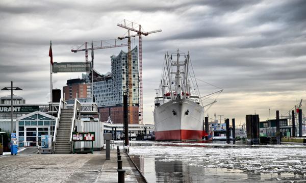 Port of Hamburg: 5G applications pass field test