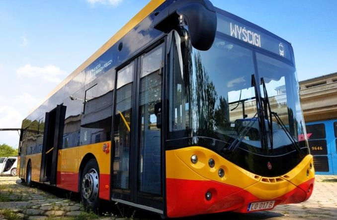 Zielona Góra 60% bus fleet will be electric