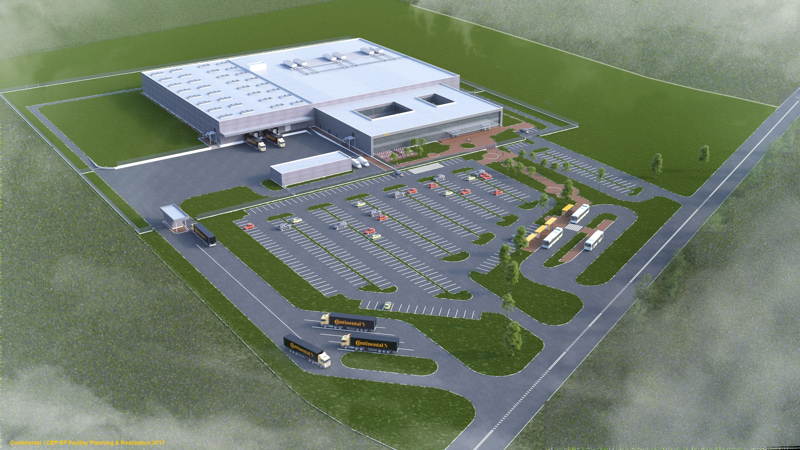 Continental builds first plant in Lithuania