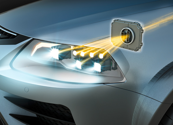 Continental and Osram join forces for intelligent lighting solutions