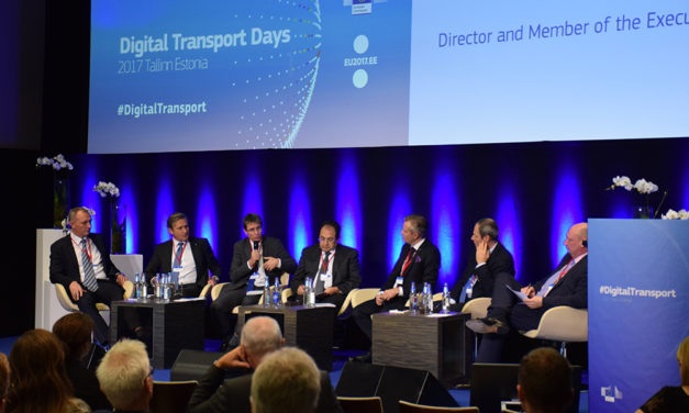 Tallinn's Conference showcases the future of Digital Transport