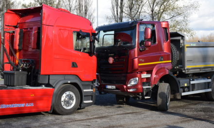 eCall tour for Heavy Goods Vehicles ends in Czech Republic