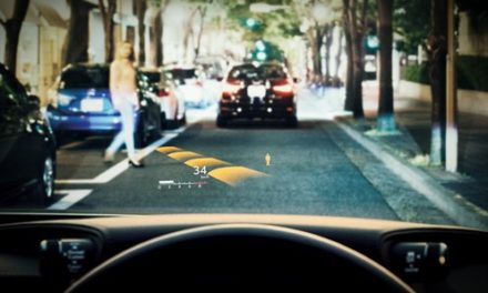 DENSO Develops World's Largest Automotive Head-up Display
