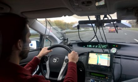 New Lane-Level navigation app prototype tested in Eindhoven