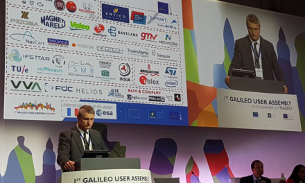 ERTICO participates in Galileo User Assembly to report on GNSS user requirements