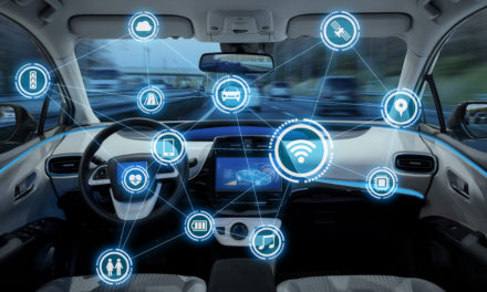 Huawei-Groupe PSA's first connected vehicle debuts at HANNOVER MESSE 2018