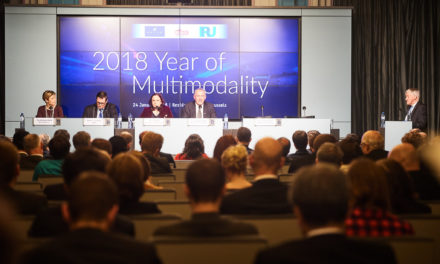 ERTICO breaks the seal with the first launch event for 2018 the year of Multimodality