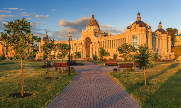 ERTICO partners with the international conference in Kazan to talk about safety