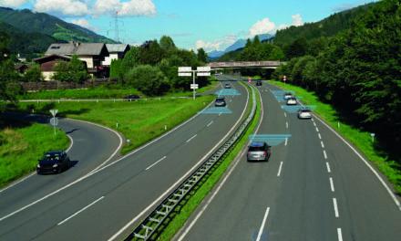 European motorways prepare for automative driving