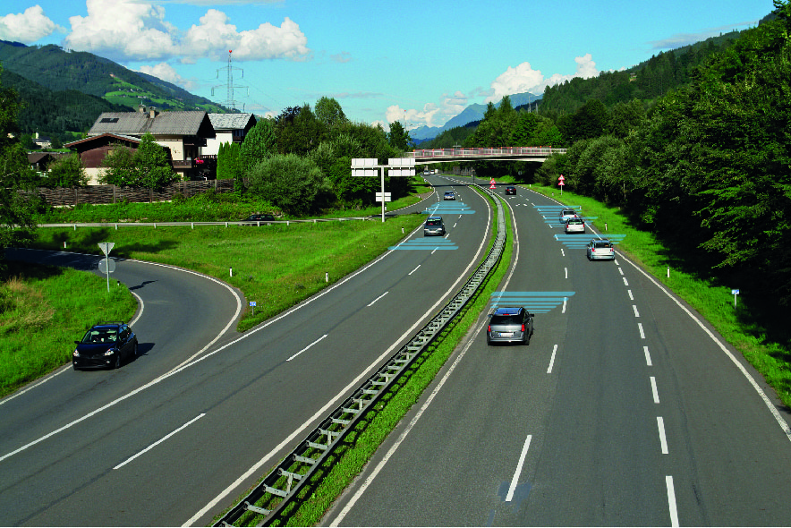 European motorways prepare for automative driving