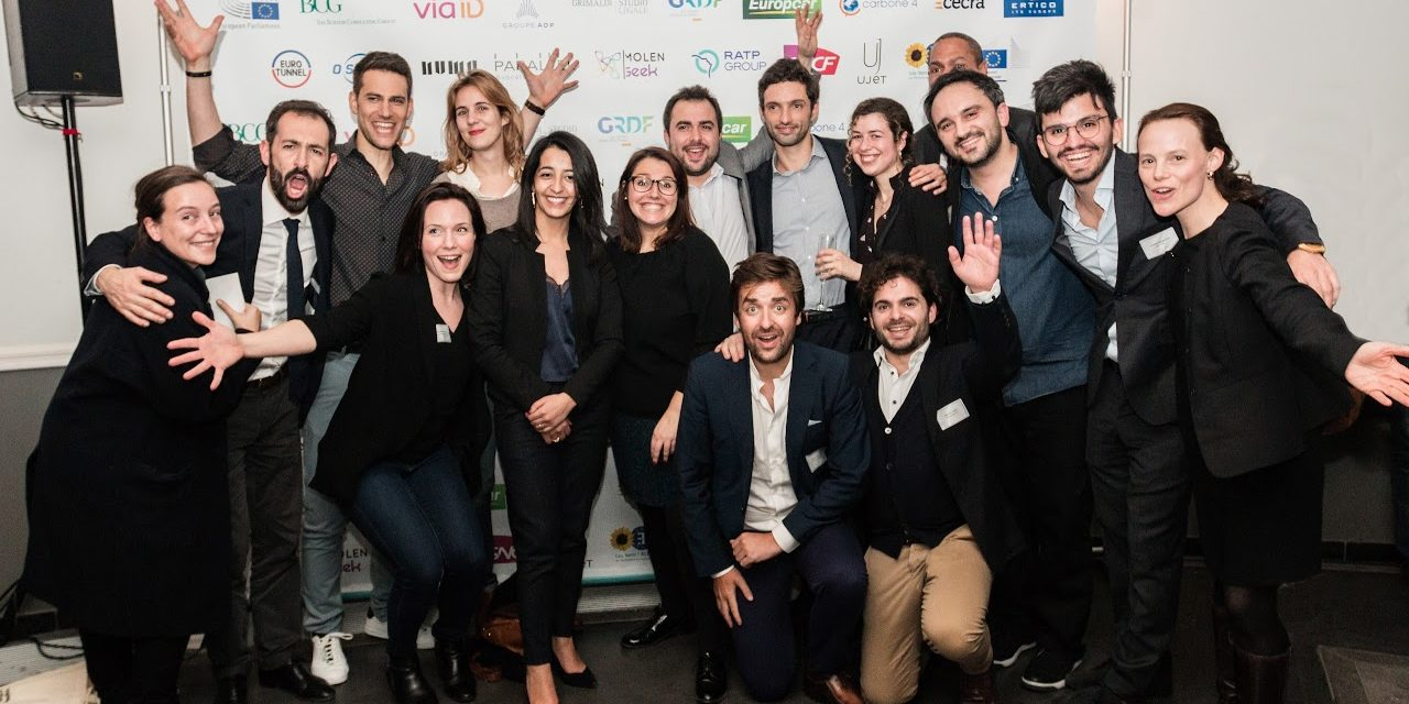 Meet the winners of the European Startup Prize for Mobility