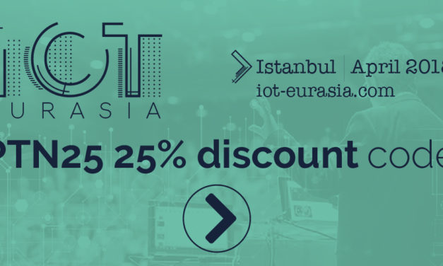 Istanbul to host the IoT EurAsia event