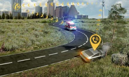 European eCall now standardising Vehicle Connectivity
