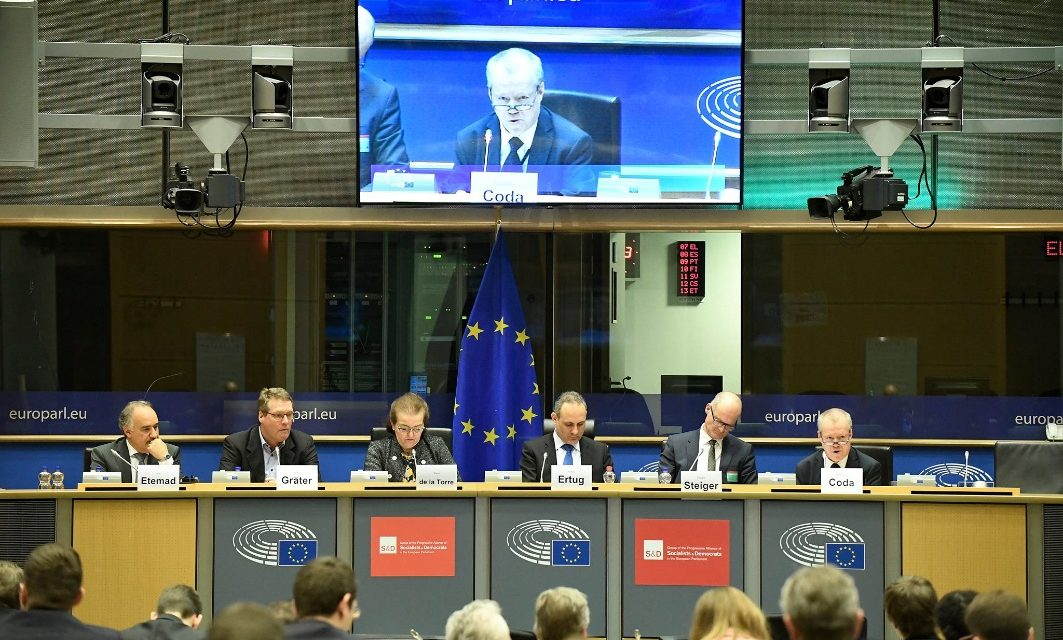 European Parliament hosts discussion on important steps for automation