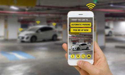 Volkswagen tests autonomous parking at Hamburg Airport