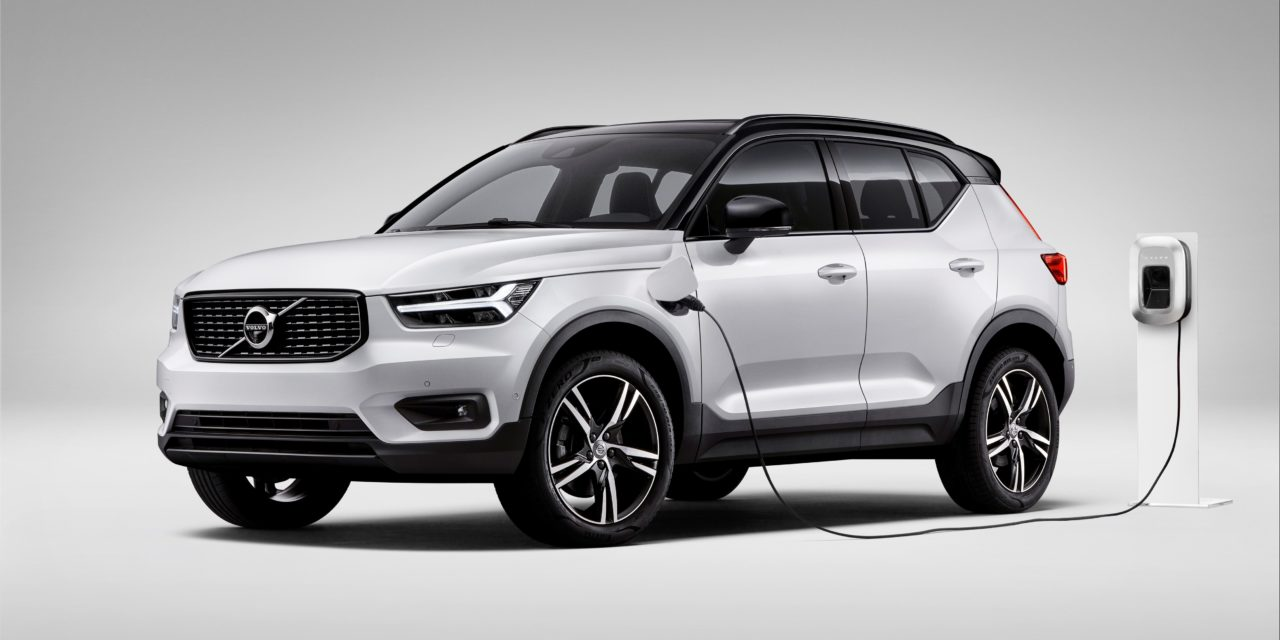 Volvo Cars aims for 50 per cent of sales to be electric by 2025
