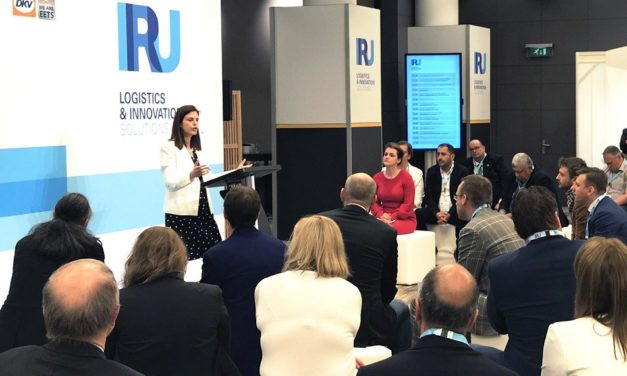 Data sharing network brought to the IRU Logistics & Innovation Solutions event