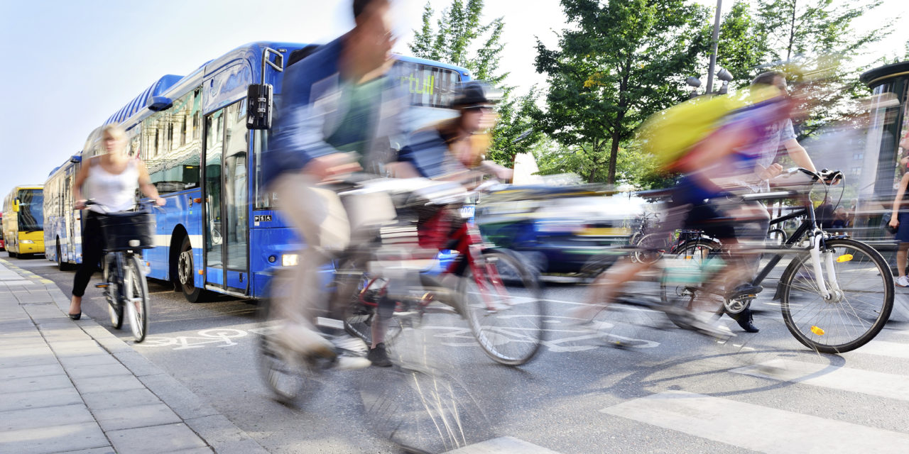 Commission publishes facts related to cycling in Europe