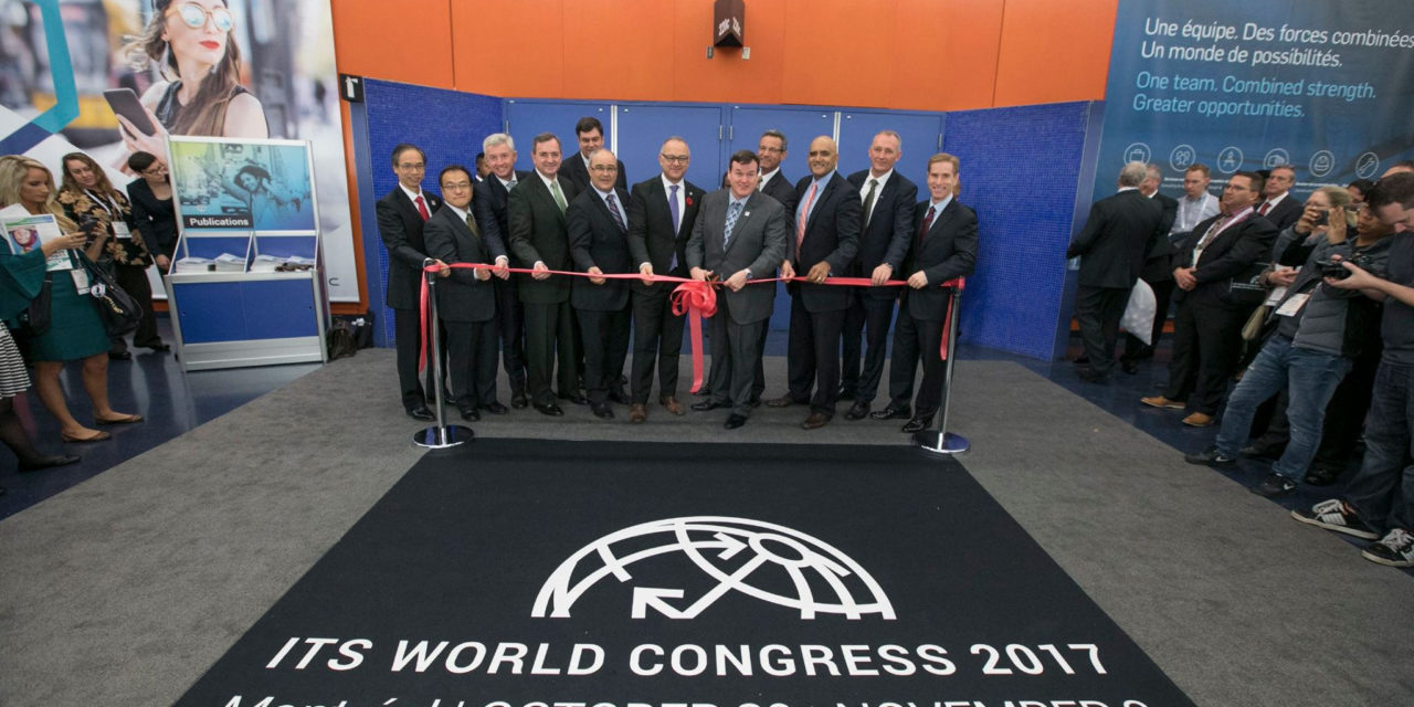 ITS 2017 Montreal World Congress report now available
