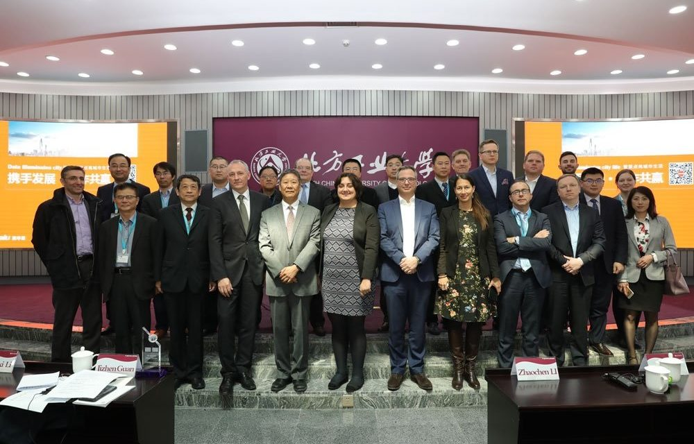 ERTICO's Partner delegation visits China for the China – Europe ITS Summit