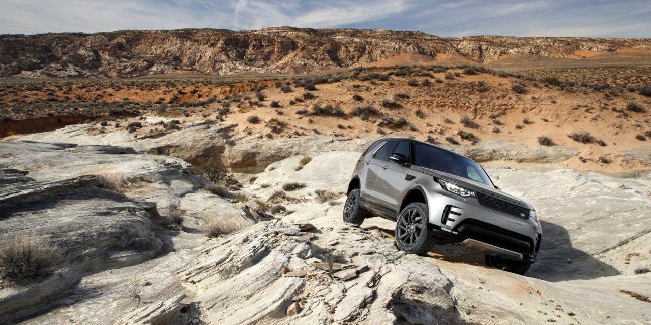 Land rover is developing off road autonomous driving