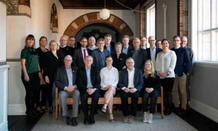 Goodwill Ambassadors meet at the Copenhagen City Hall