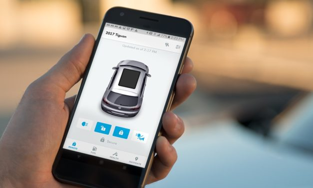 Volkswagen announces new Security & Service mobile app