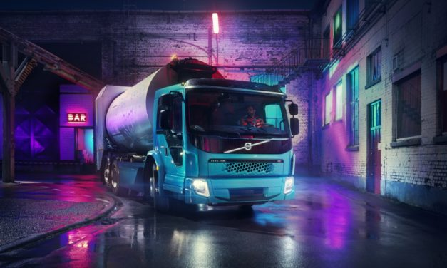 Volvo Trucks presents second electric truck model in three weeks