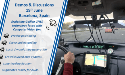 Final event to witness new lane-level navigation solutions