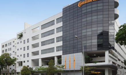 Continental opens its third research and development building in Singapore