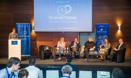 ERTICO's annual Think Tank looks at multimodality and access to data
