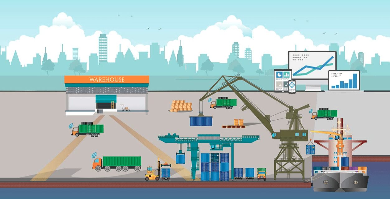 Ports of the future – Have your say